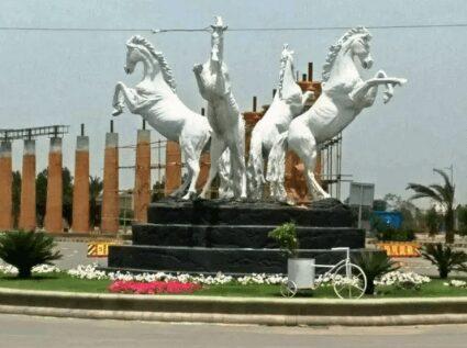 New Lahore City B-Block