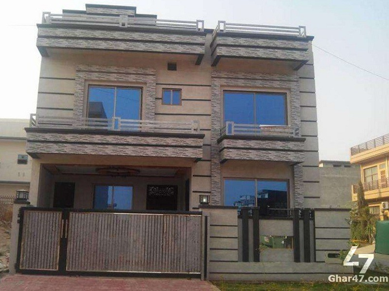 8 MARLA 5 BEDROOM House To Sale In G-15 Islamabad