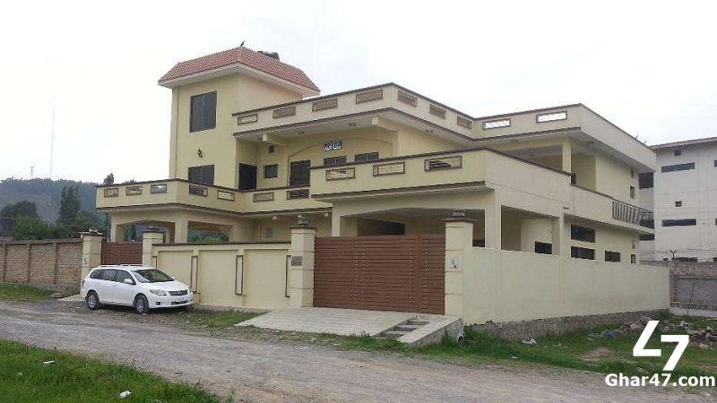 16 Marla double storey house for sale on Kakul Road Abbottabad