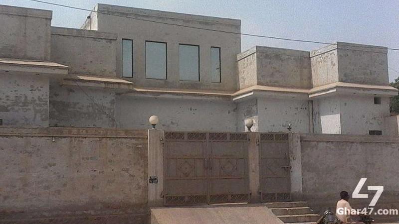 9 MARLA 4 Room House, Khanewal