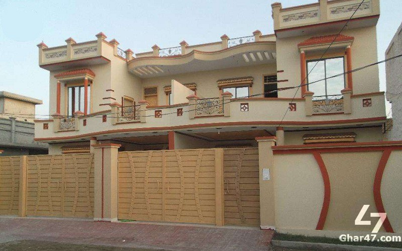 9 MARLA Duplex House To Sale In Zakariya Town Multan