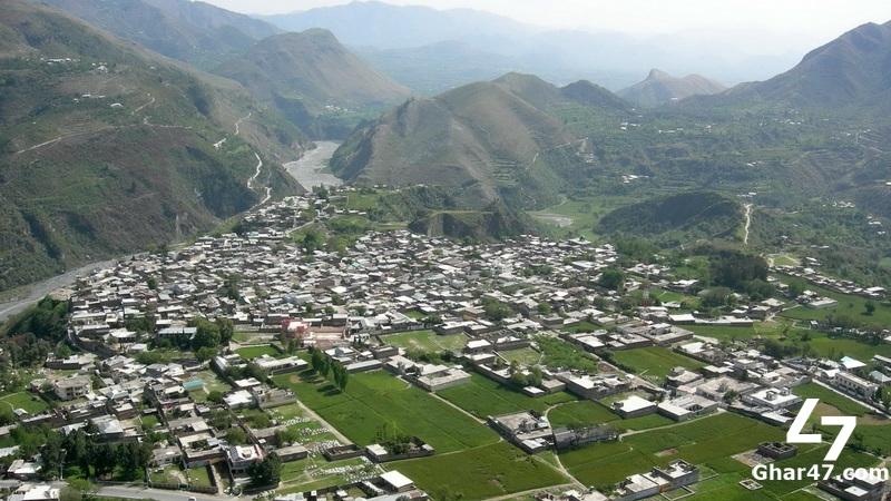 16 Marla Residential Plot Bilal Town Abbottabad