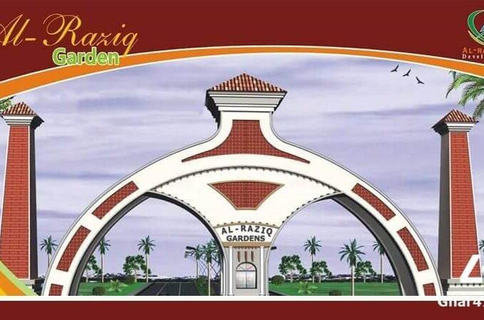 Al-Raziq-Garden-Housing-Scheme-Lahore