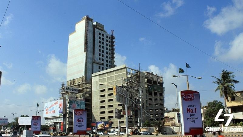 BAHRIA TOWN TOWER Tariq Road Karachi
