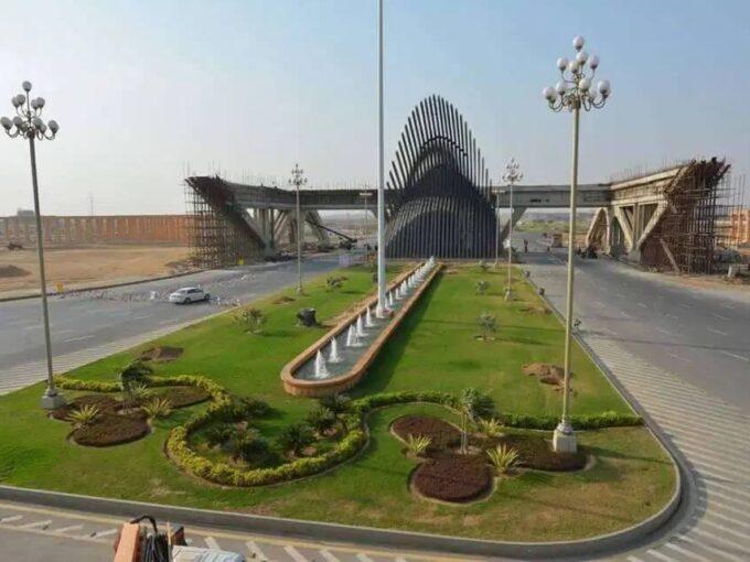 Bahria Town Karachi precinct