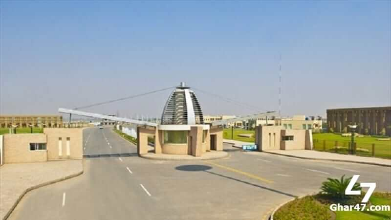 Residential Plot for sale Bahria Orchard Lahore