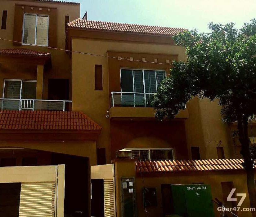 Bahria Town Jasmine Block Lahore, 10 Marla  Brand New House
