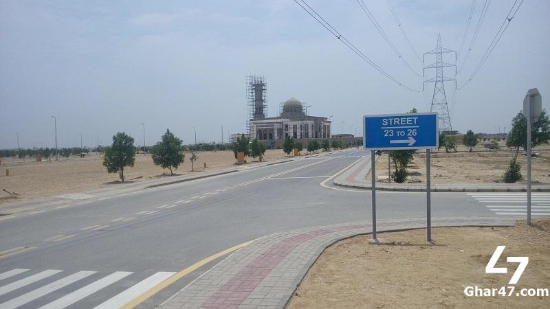 152 SQY Beautiful Villa Available in Precinct 11B Bahria Town Karachi