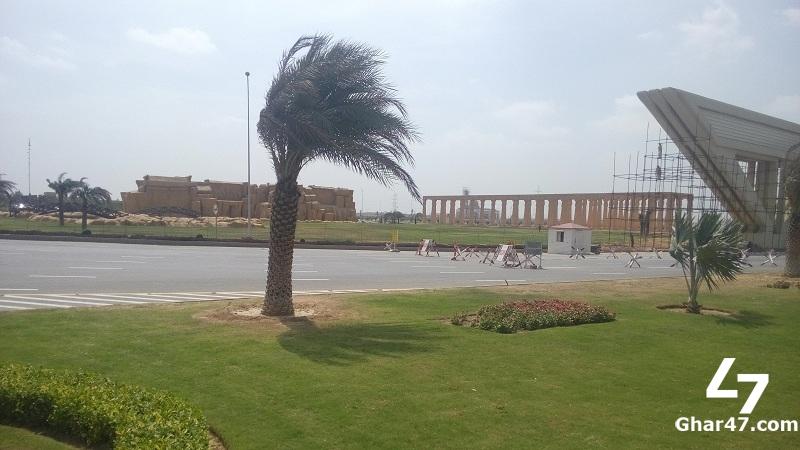 250 SQ YARD Plot Available In Precinct 30 Bahria Town Karachi