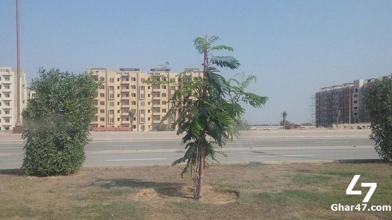 For Sale 2000 Sq Yards Residential Plot Bahria Town Golf City Karachi