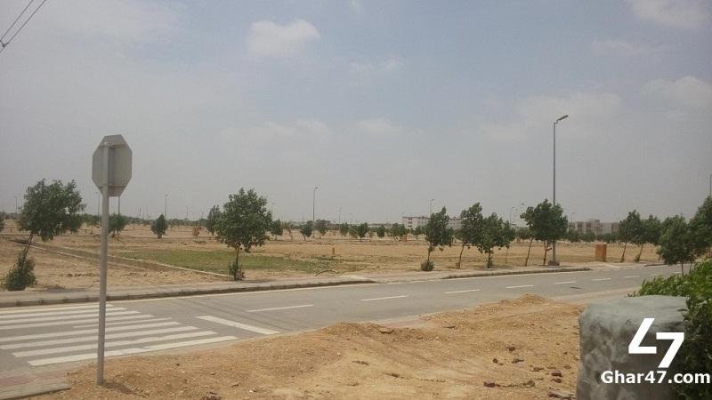 250 SQY Residential Plot Available in Precinct 06 Bahria Town Karachi