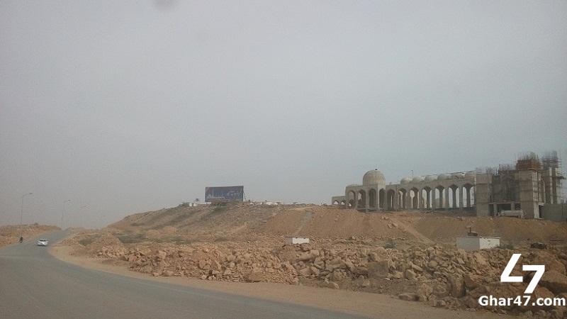 250 SQY Plot in Precinct 01 Overseaes Block Bahria Town Karachi