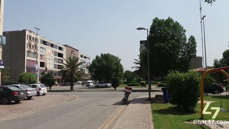 5 MARLA Corner Plot, Block CC Bahria Town Lahore