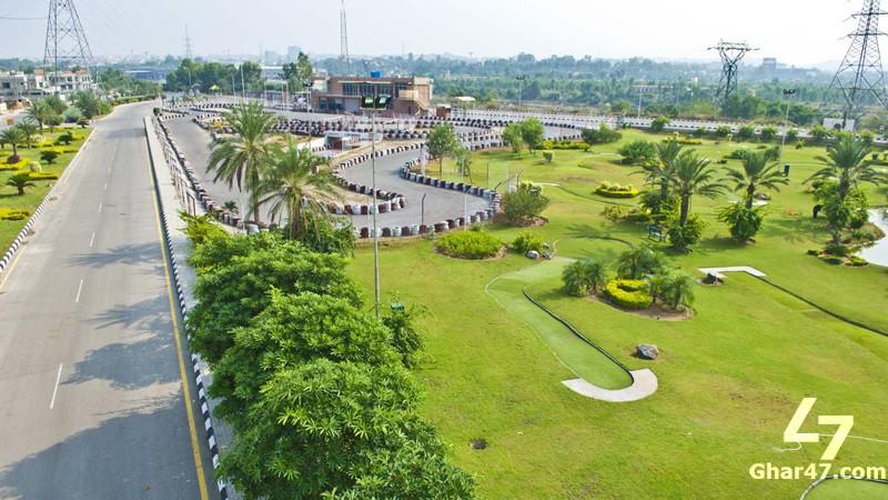 New Deal Bahria Town Lahore 1 Kanal Plot