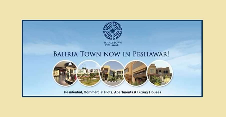 Bahria Town Peshawar Payment Plan Booking Details