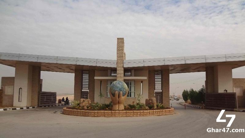 10 Marla Residential Plot Bahria Town Phase 4 Rawalpindi