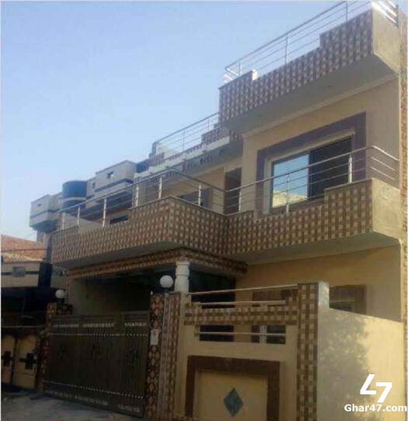 House For Sale In Khayaban-e-Sadiq Sargodha