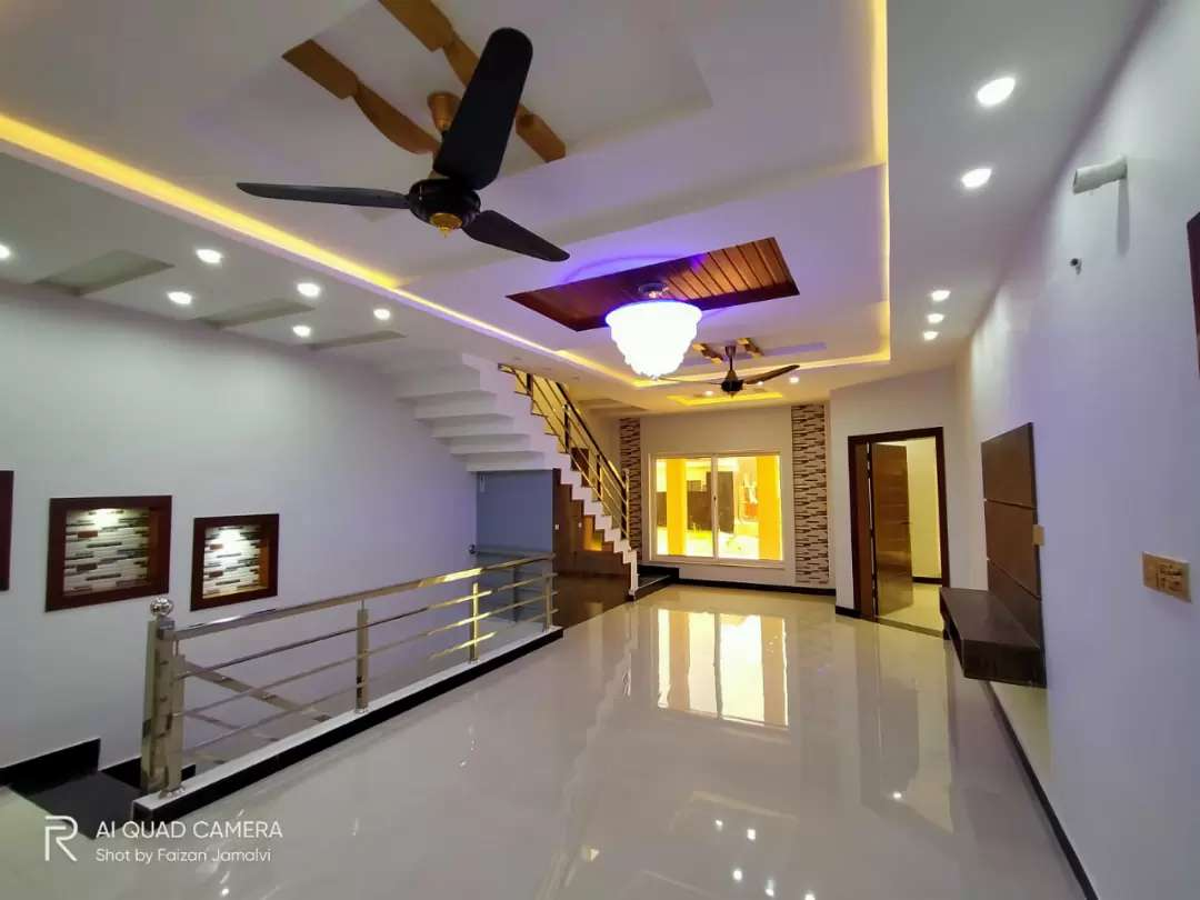 Brand New Luxury House For Sale At Bahria Town Rawalpindi