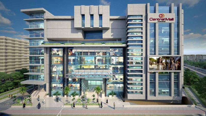Central Mall Peshawar
