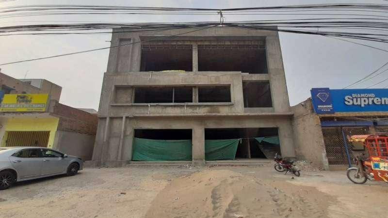 Commercial Floor For Rent In Johar Town Lahore