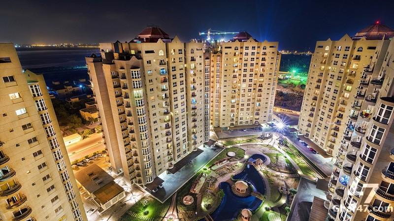 4 BED PENT HOUSE Creek Vista DHA Phase 8 Karachi
