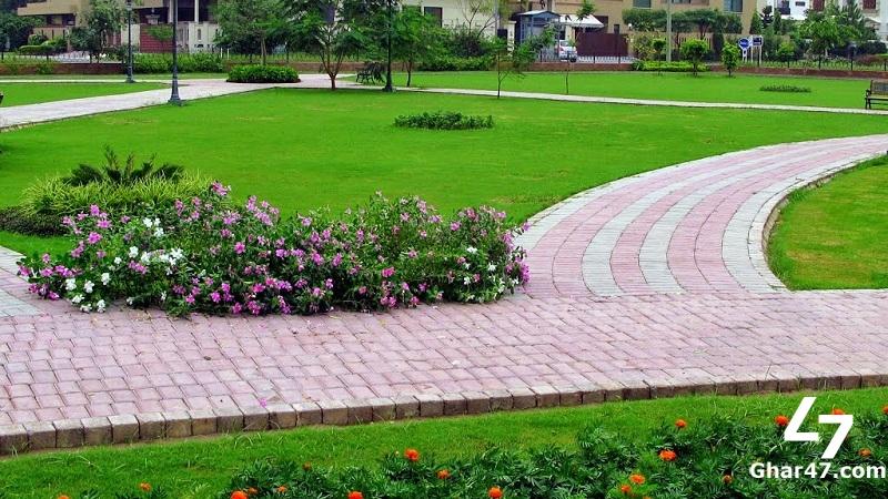 10 Marla Residential Plot DHA Phase 5 L Block Lahore