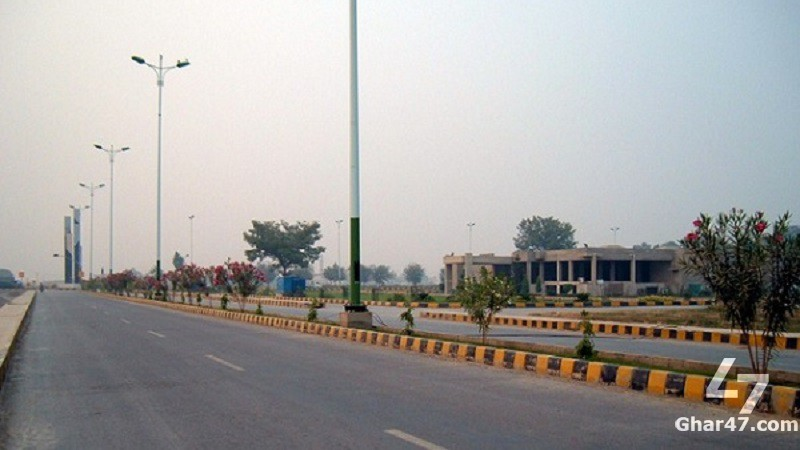 1 KANAL Plot, Block F DHA Phase 6 Lahore