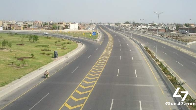 1 KANAL Plots for Sale in DHA Phase 8 Block W Lahore