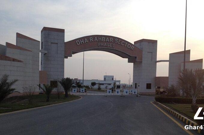 DHA Rehbar Lahore