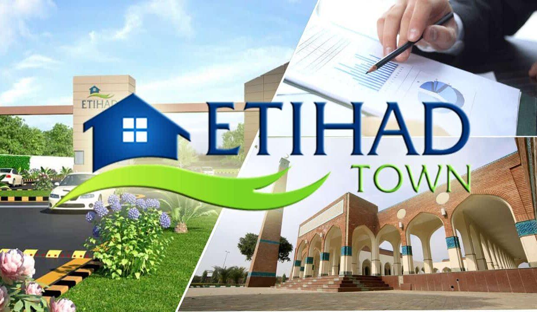 Etihad Town Raiwind Road Lahore 