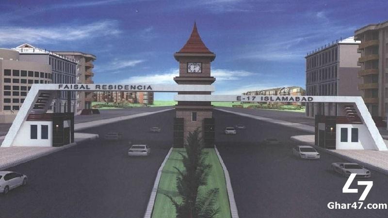 Faisal Residencia E 17 Islamabad – BOOKING DETAILS