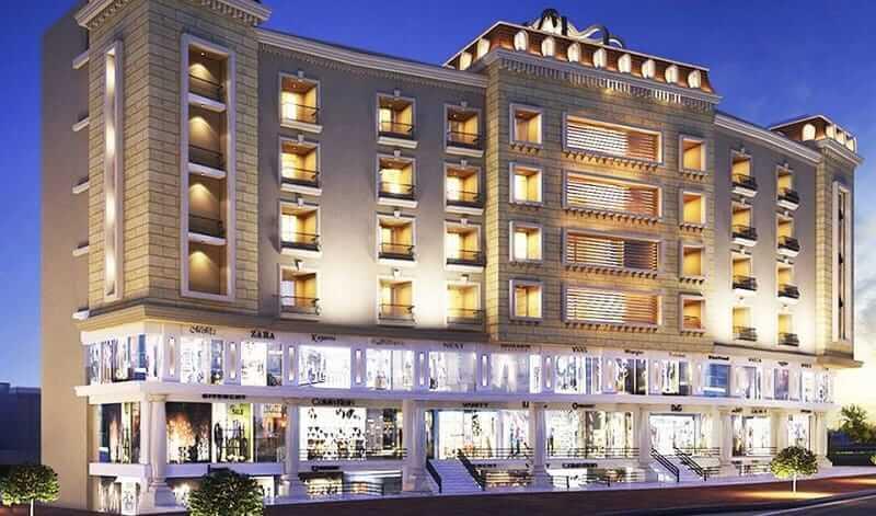Gateway Mall Bahria Enclave Islamabad