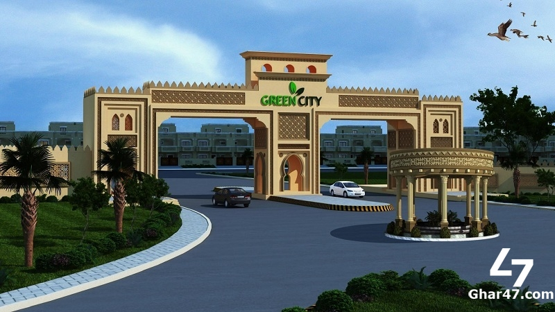 Green City Islamabad – BOOKING DETAILS
