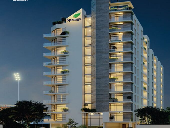 The Springs Apartment Gulberg|The Springs Apartment Gulberg|