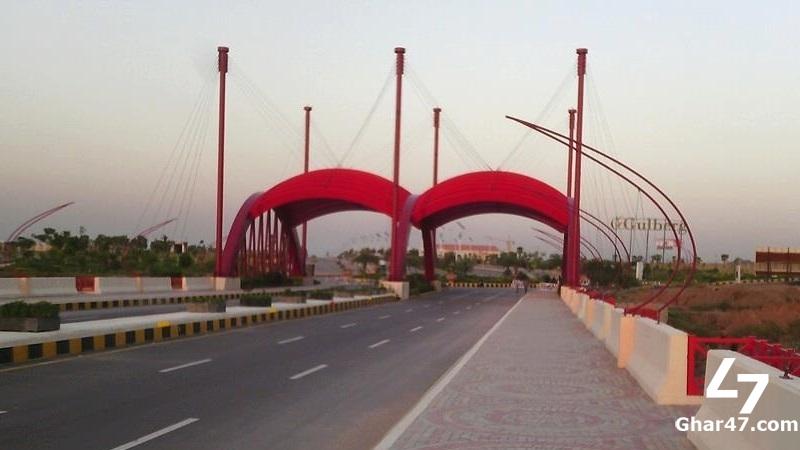 7 Marla Developed Plot Available in Gulberg Islamabad