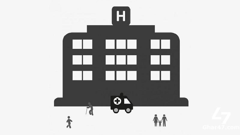 Hospital for sale in Multan