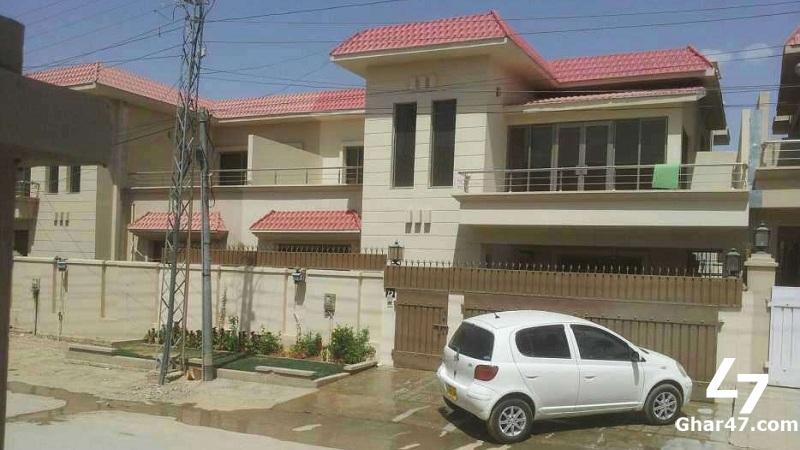 2400 SQ FT Brand New House For Sale In Askari Quetta