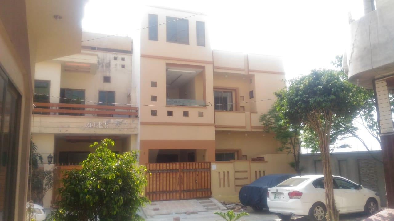 4.7 MARLA Brand New Home, Gulshan E Lahore
