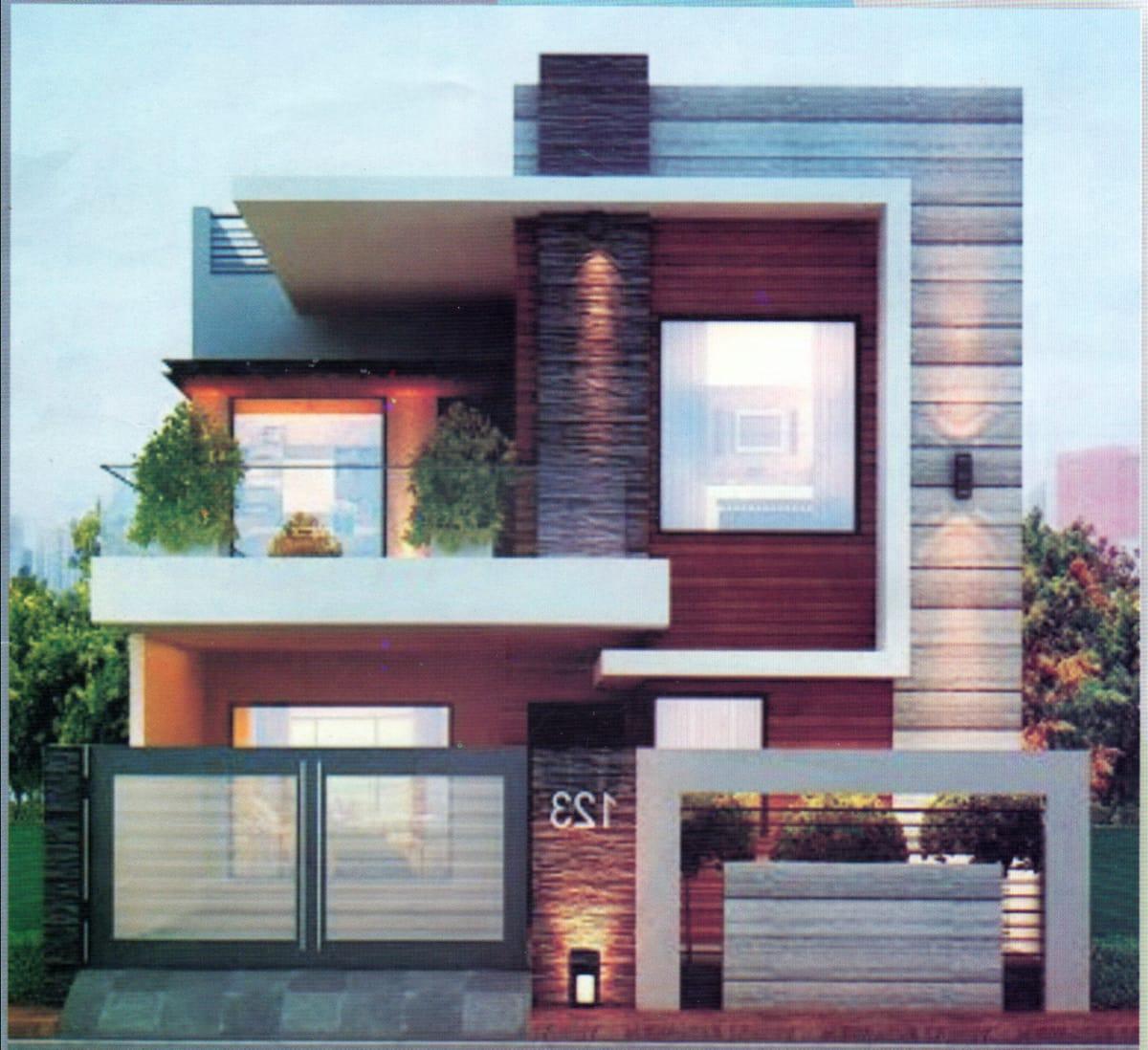 3.5 MARLA Brand New Home, Dream Avenue Lahore