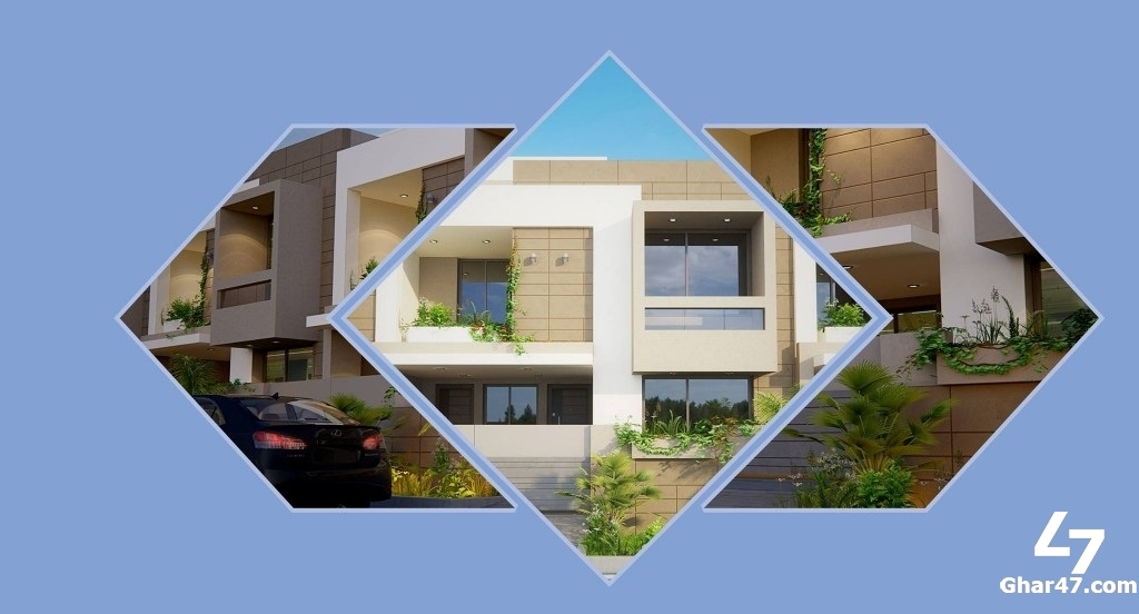 ISLAMABAD VILLAS new project of Gillani Estate