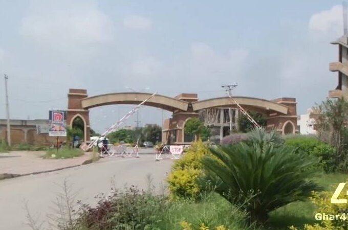 Jinnah Garden Islamabad