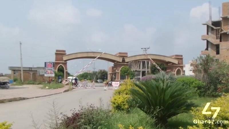 7 Marla Residential Plot Jinnah Garden Islamabad