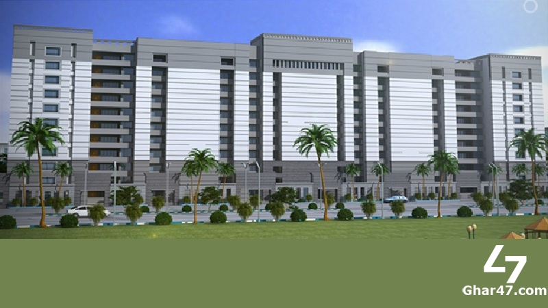 Flats For Rent In Diplomatic Enclave Islamabad