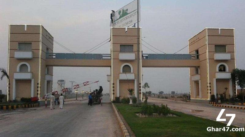 Lahore Motorway City – BOOKING DETAILS
