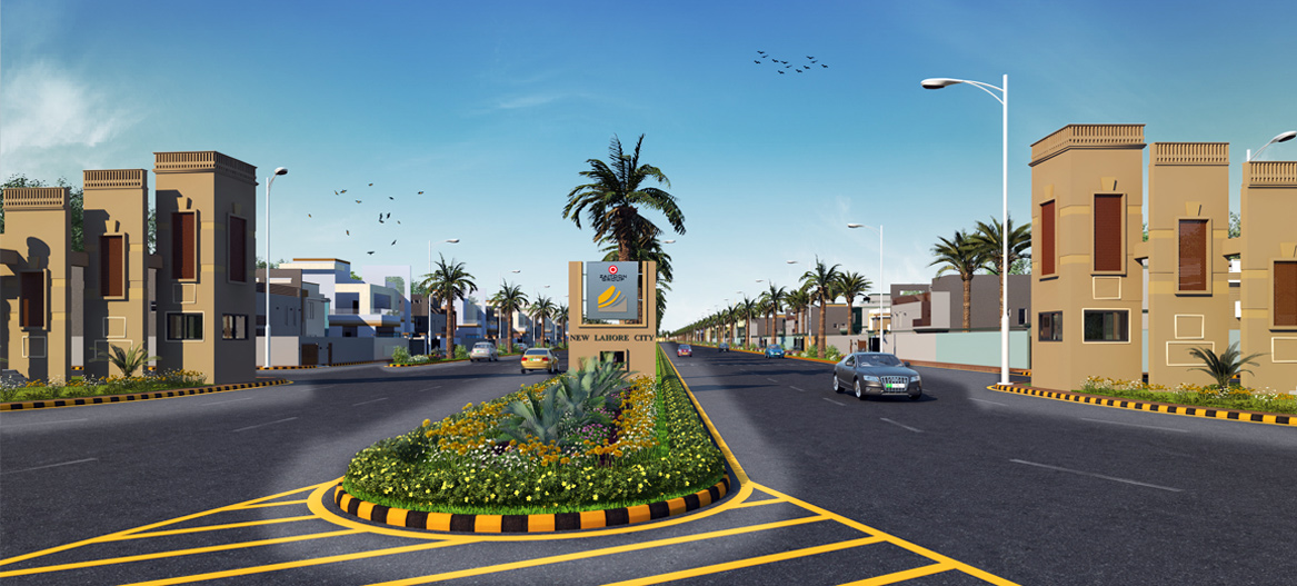 New Lahore City On ground Plots Available for Sale