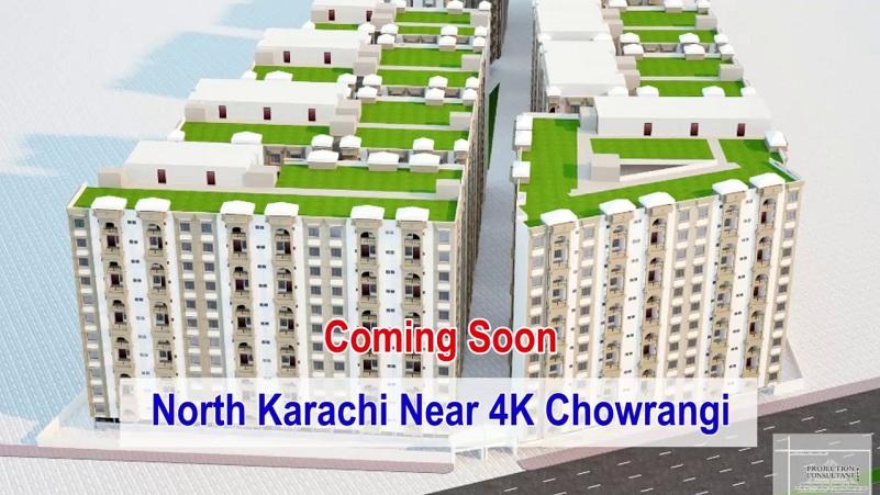Maliha Towers Karachi