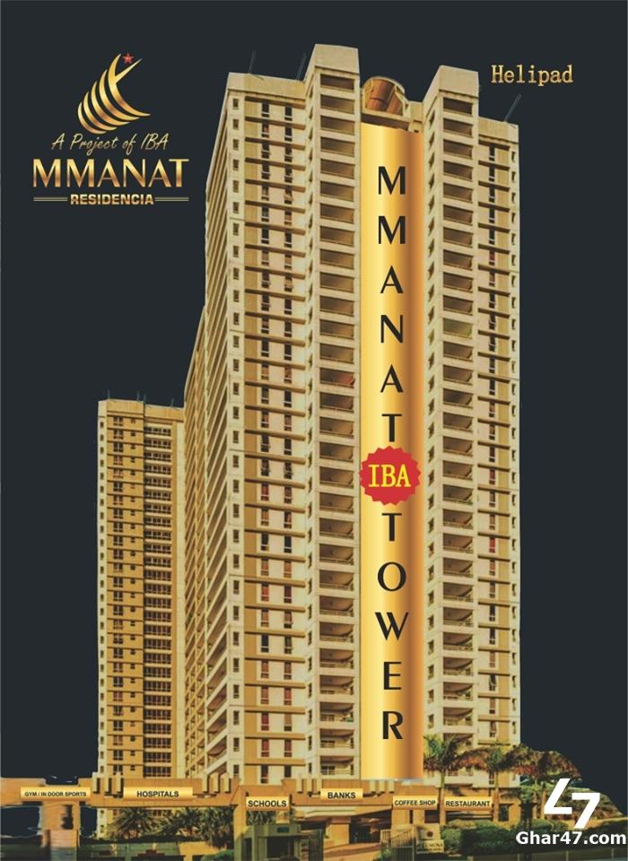 Mmanat Residencia Islamabad – BOOKING DETAILS