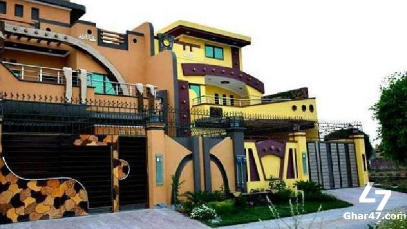 Mukhtar Villas For Sale Mian Channu Rehman City Khanewal