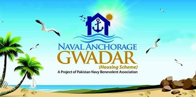 Naval Anchorage Housing Scheme Gwadar