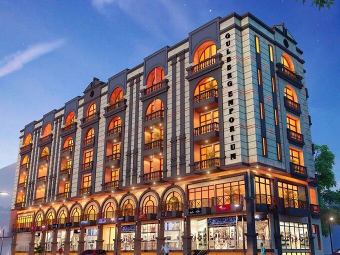 Gulberg Emporium Mall Islamabad||||